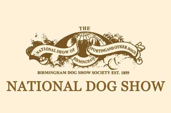 Logo of the Birminham Dog Show Society