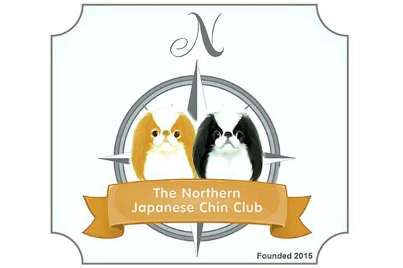 Northern Japanese Chin Club logo